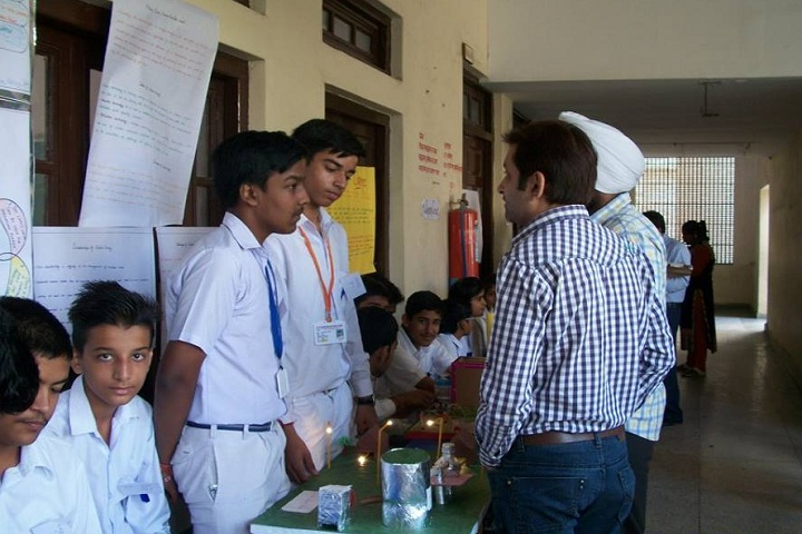 Shri Mahavir Jain Public School-Science Exhibition