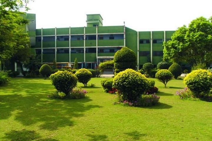 Shri Ram Modern Senior Secondary School-Campus-View