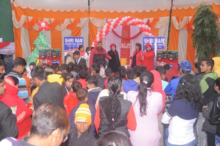 Shri Ram Modern Senior Secondary School-Christmas Celebration