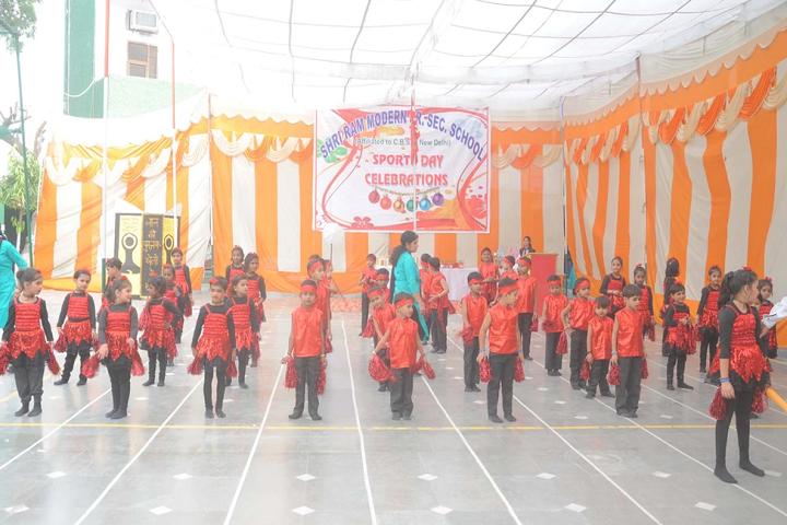 Shri Ram Modern Senior Secondary School-Dance