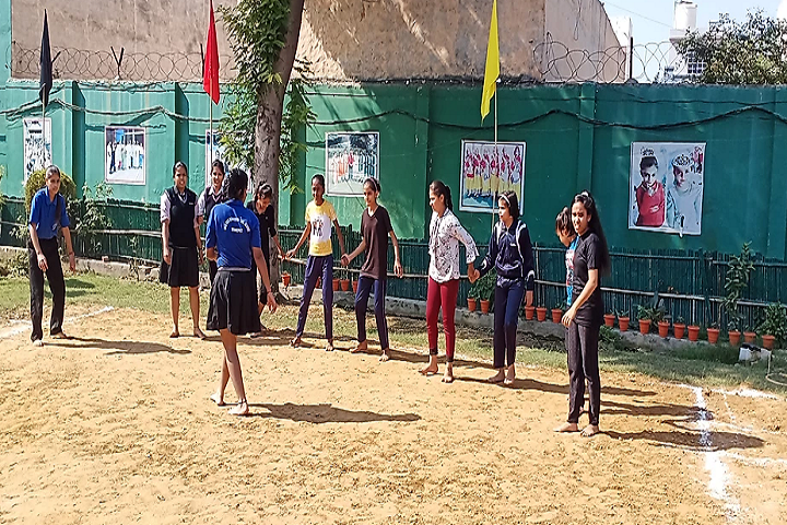 Shri Ram Modern Senior Secondary School-Games