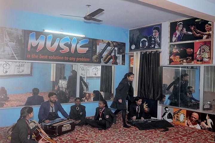 Shri Ram Modern Senior Secondary School-Music Classes