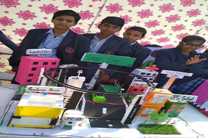 Shri Ram Senior Secondary School-Exhibition