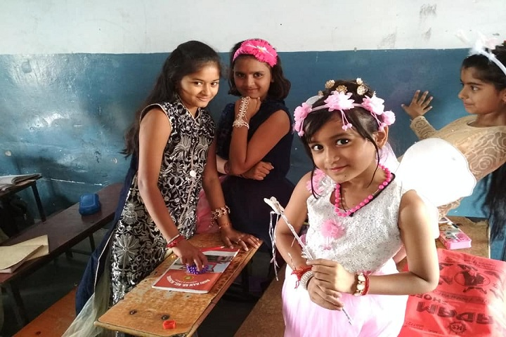Shri Ram Senior Secondary School-Fancy Dress
