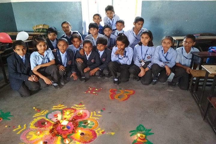Shri Ram Senior Secondary School-Festival Celebration