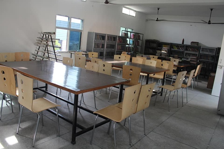 Shri Ram Senior Secondary School-Library