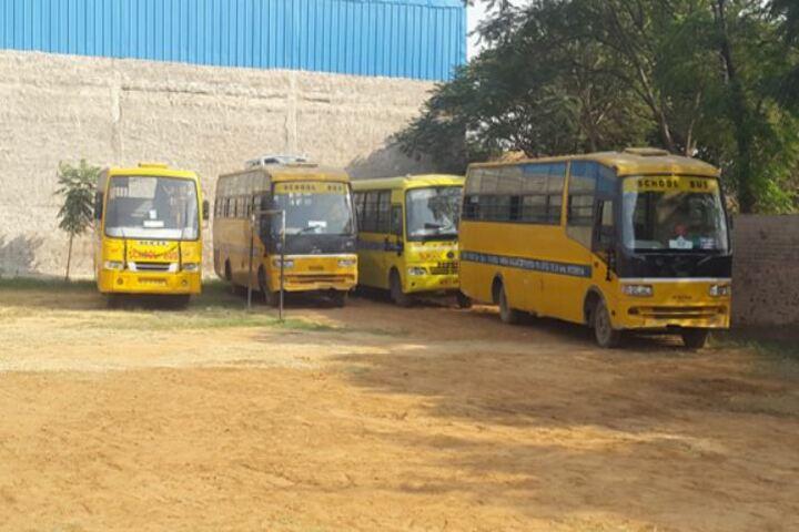 Shri Ram Senior Secondary School-Transport