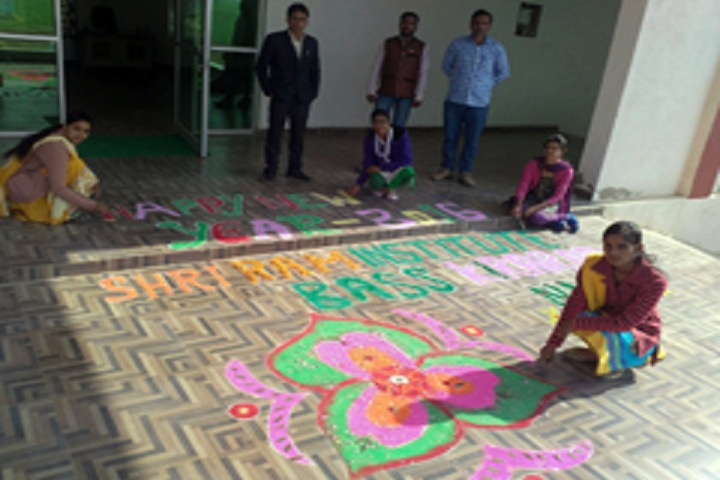 Shri Ram Shiksha Niketan Senior Secondary School-Others rangoli