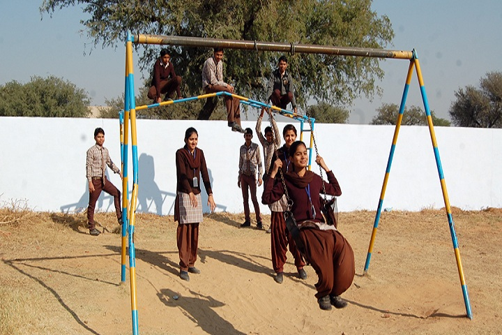 Shri Ram Shiksha Niketan Senior Secondary School-Sports playground