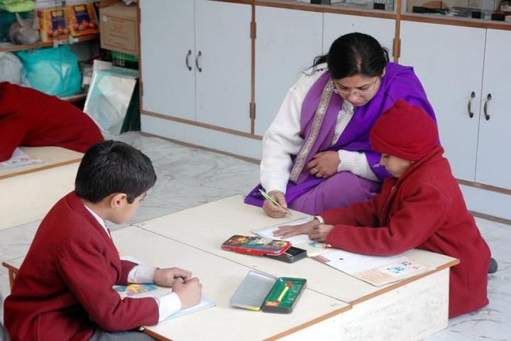 Shri Rama Bharti High School-Art and Craft