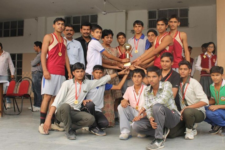 Shri Rama Bharti High School-Award Presentation