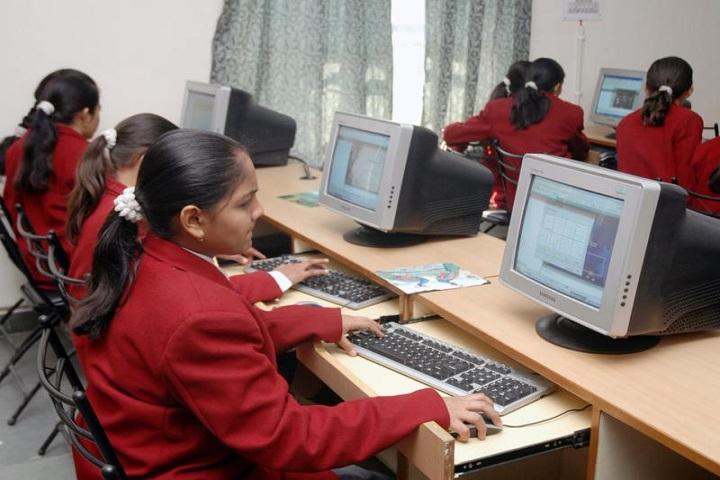 Shri Rama Bharti High School-Computer Lab