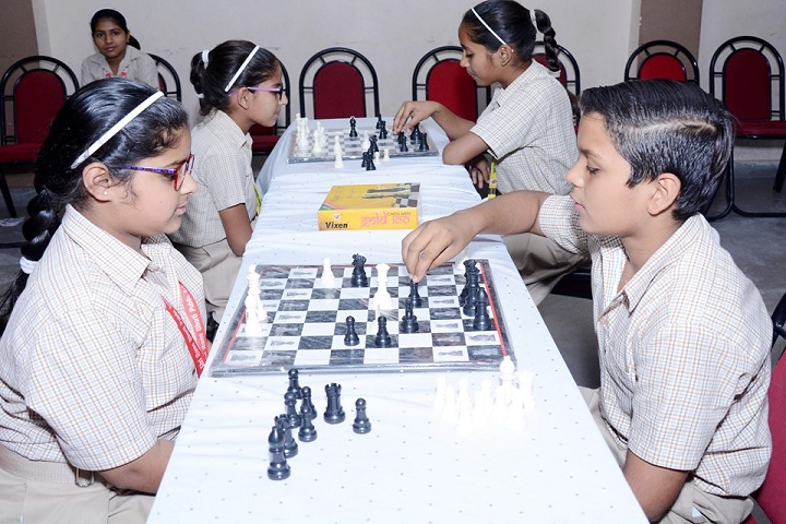 Shri Rama Bharti High School-Indoor Games