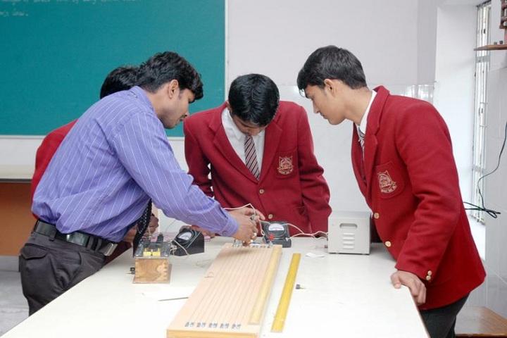 Shri Rama Bharti High School-Physics Lab