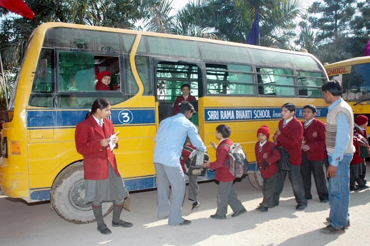 Shri Rama Bharti High School-Transportation