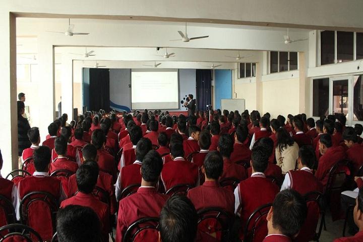 Shri Rama Bharti High School-Work Shop
