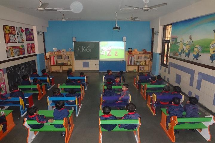 Shri S N Sidheshwar Senior Secondary Public School-Classroom