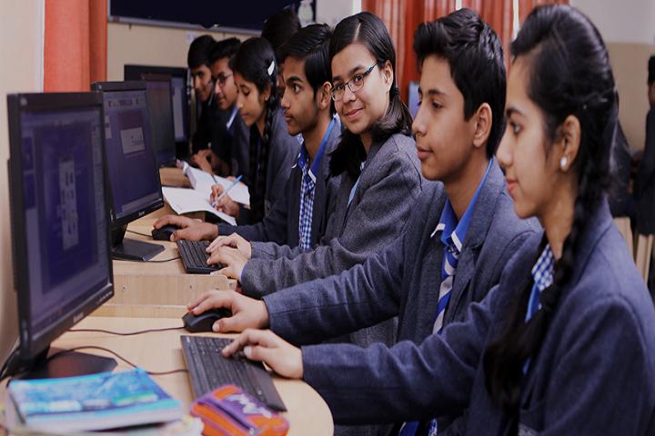 Shri S N Sidheshwar Senior Secondary Public School-IT-Lab