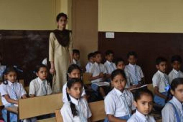 Sir Jawahar Singh Public School-Classroom