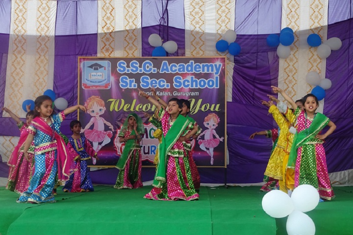 Siri Shiv Chaitanya Academy School-Cultural Program