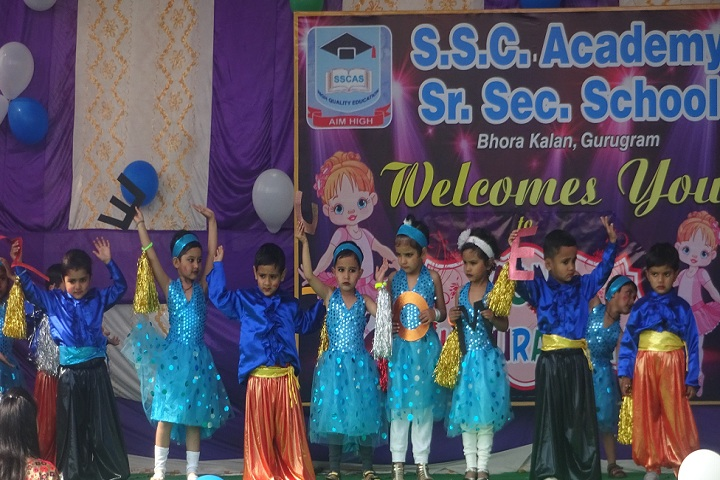 Siri Shiv Chaitanya Academy School-Fancy Dress Competition