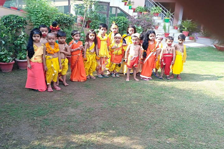 Siri Shiv Chaitanya Academy School-Janmastami Celebration