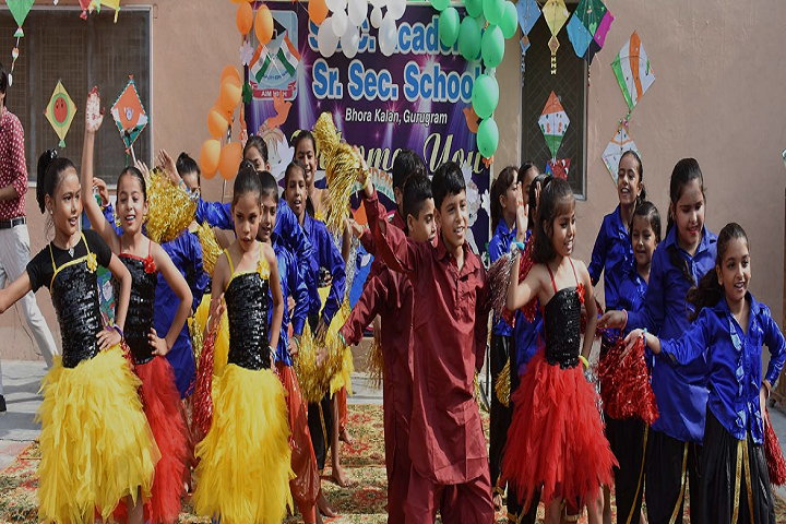 Siri Shiv Chaitanya Academy School-Events dance