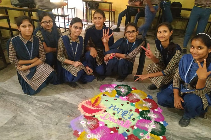 Siri Shiv Chaitanya Academy School-Events diwali
