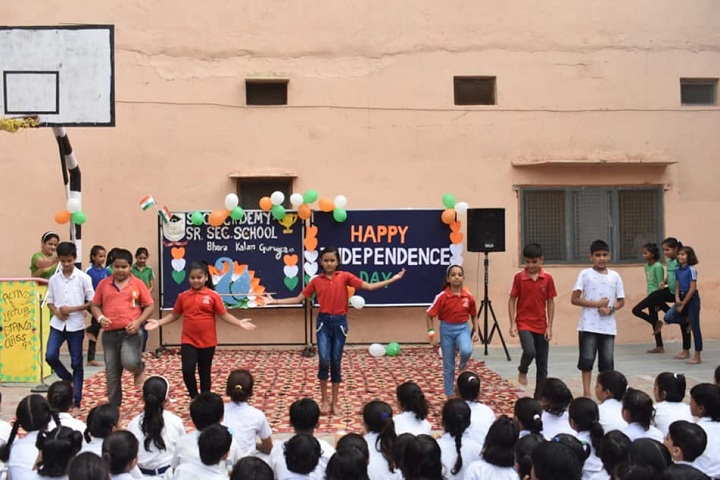 Siri Shiv Chaitanya Academy School-Events independance day