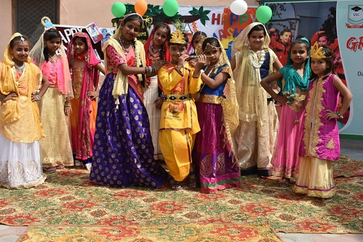 Siri Shiv Chaitanya Academy School-Events