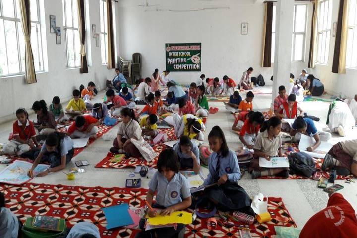 SJS International School-Drawing Activity