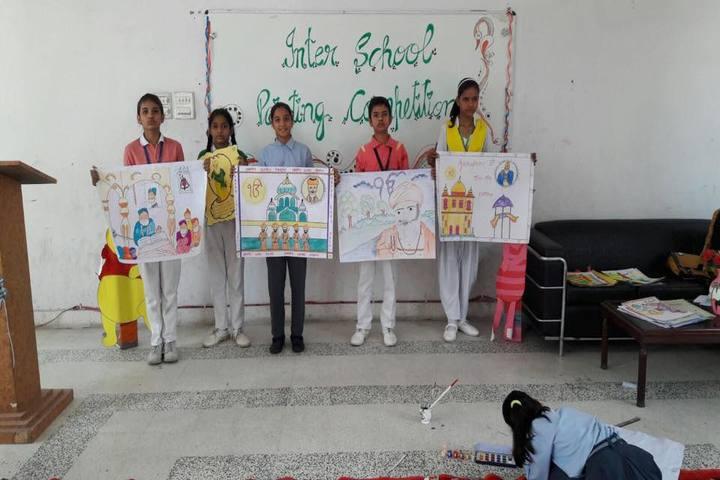 SJS International School-Science Exhibition