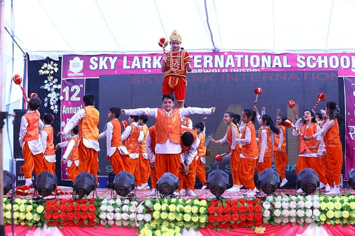Sky Lark International School-Annual Day