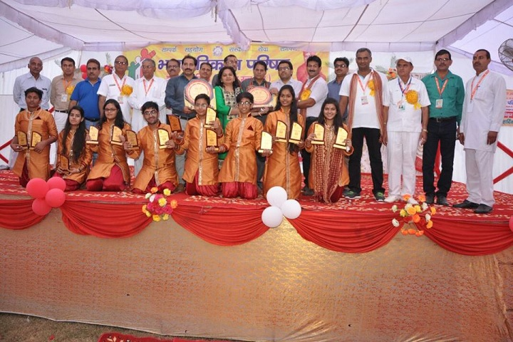 Sky Lark International School-Award Distribution