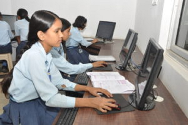 Sky Lark International School-Computer Lab