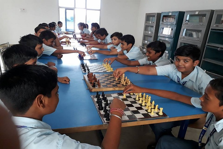 Sky Lark International School-Indoor Games