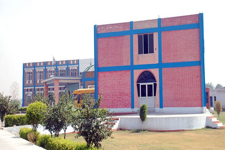 Sky Lark International School-School View