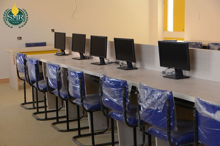 SMR International School-Computer Lab