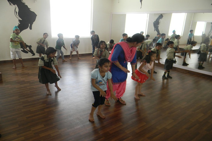 SMR International School-Dance Room