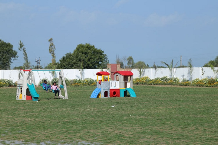 SMR International School-Kids Play Area
