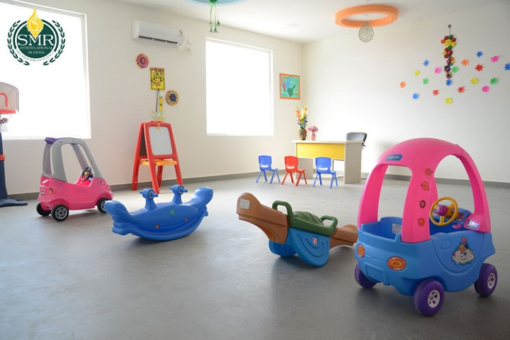 SMR International School-PlayRoom