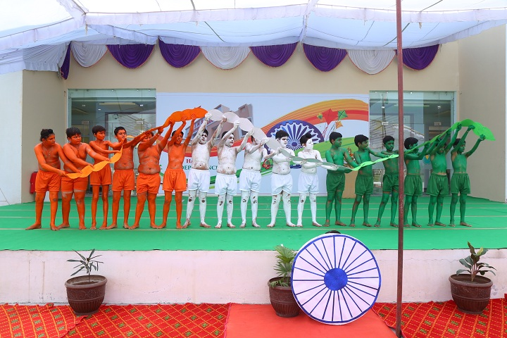 SMR International School-Republic Day Celebration