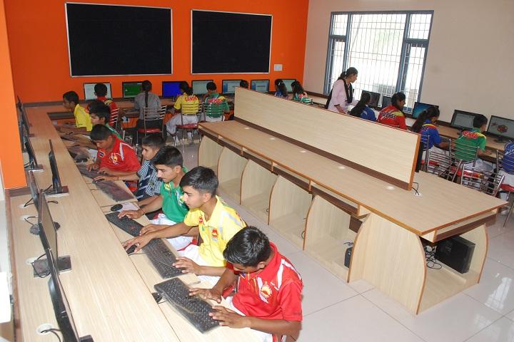 Smriti Public School-Computer Lab