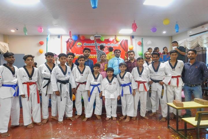 Smriti Public School-Karate