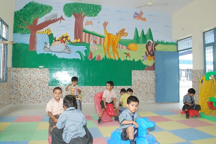 Smriti Public School-Kids Play Room