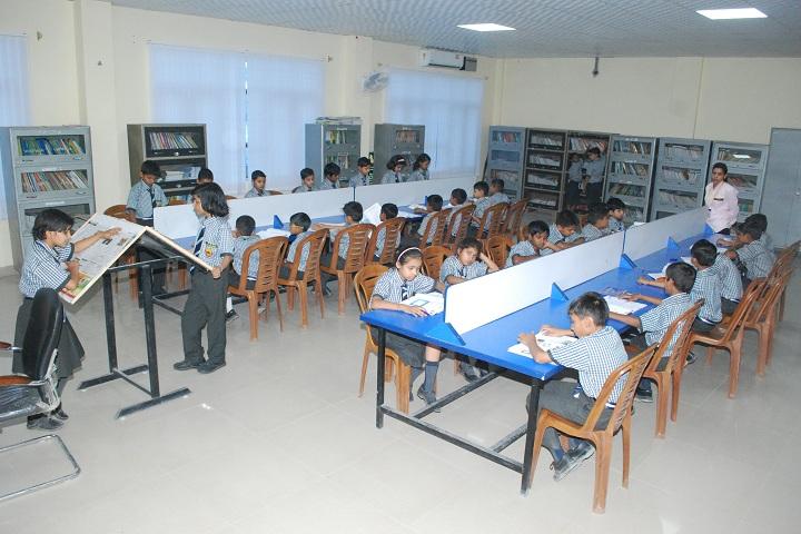 Smriti Public School-Library