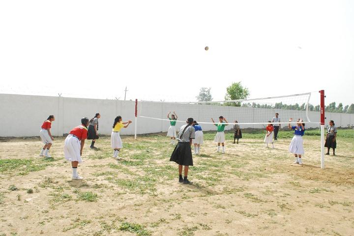 Smriti Public School-Play Ground
