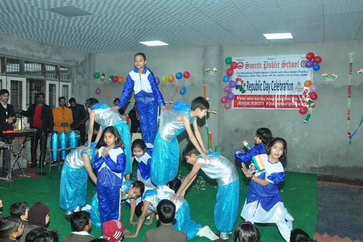 Smriti Public School-Republic Day Celebrations