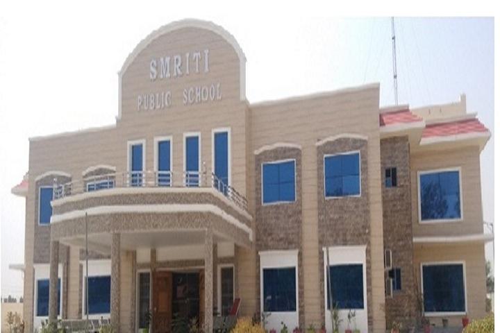 Smriti Public School-School Building