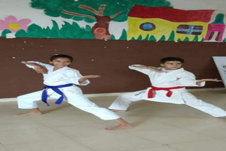 Som Convent Gurukul-Martial Arts